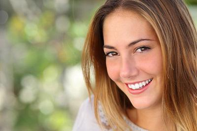 IV sedation dentistry sartell mn | smiling woman